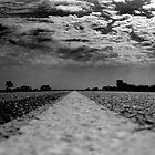 The open highway by Ian Batterbee