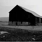 Dark Barn by S. Andrew Hockenberry