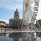 Nottingham Slab Square by KMorral