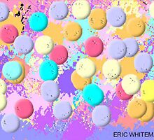 (SPAINISH GUITER ) ERIC WHITEMAN ART  by eric  whiteman