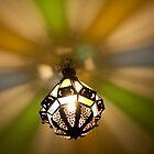 Arabic lamp by Antonio Jose Pizarro Mendez