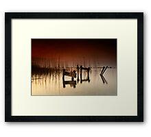Zen V Framed Print