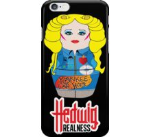 Hedwig Realness iPhone Case/Skin
