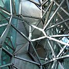 Federation Square Bared - study of the inner workings of the Atrium by CDCcreative