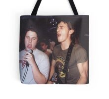 Seth Rogen & James Franco Tote Bag
