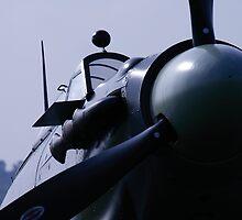 Hawker Hurricane XIIIB by Chris Ayre
