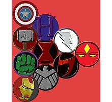 Avengers Assemble Photographic Print