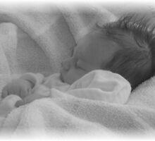 sleeping babu by dyoung88