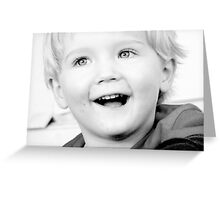 """Angus Means """"One Strength! - I Can Live With That.. - NZ Greeting Card"""