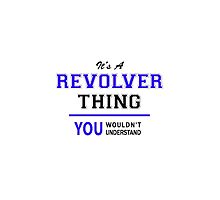 It's a REVOLVER thing, you wouldn't understand !! by thestarmaker