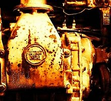 Detroit Diesel by Craig Shillington