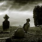 St. Luke's Burial Ground by Danielle Bloxsom