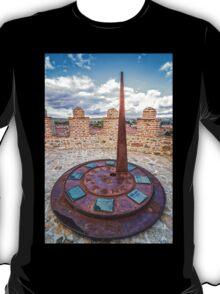 Solar Clock at The Walls of Avila T-Shirt