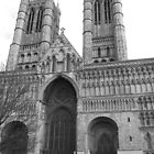 Lincoln Cathedral by calam19