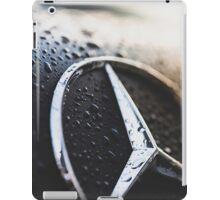 Burning Benz iPad Case/Skin