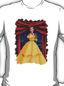 Beauty And The Beast Princess T-Shirt