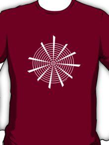 Mandala 18 Simply White T-Shirt