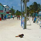Caye Caulker, Belize by Cathy Jones