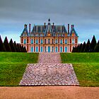 Château in the Parc de Sceaux by Ayush Bhandari