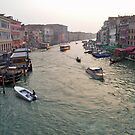 Venetian waterways by Elaine Stevenson
