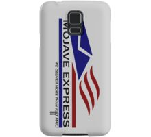 The Mojave Express Samsung Galaxy Case/Skin