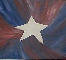Flaming Star by cdartstudio
