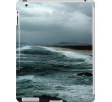 Rolling In, Foster, New South Wales, Australia iPad Case/Skin