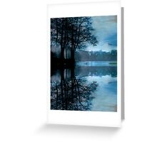 Reflections of Winter Greeting Card