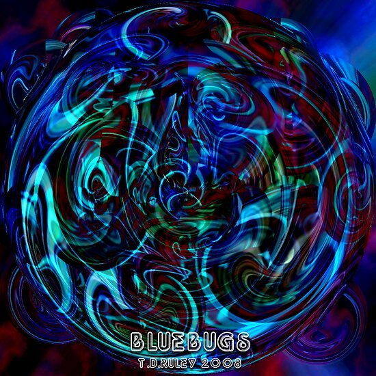 Bluebugs by Dreamscenery
