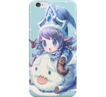 Cute Winter Wonder Lulu - League of Legends! iPhone Case/Skin