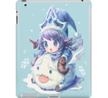 Cute Winter Wonder Lulu - League of Legends! iPad Case/Skin