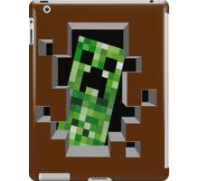"""Ehii, you!"" Creeper - Minecraft iPad Case/Skin"