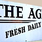 The Age = Fresh Daily by Rosina  Lamberti