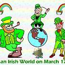 Leprechaun World by kabsannie