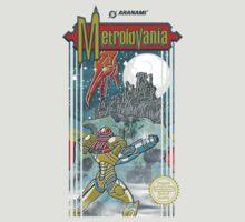 Metroidvania by Arinesart
