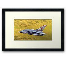 Tornado 'Apollo' GR4 Framed Print