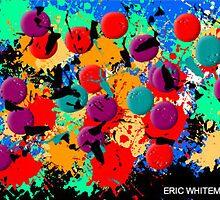 (MAGIC) ERIC WHITEMAN  ART  by eric  whiteman