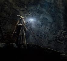 The Lord Of The Ring by Alexandre Gautier