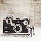 Vintage Camera by Debbra Obertanec