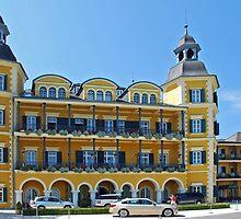 Schloss Hotel Velden by Arie Koene