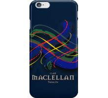 MacLellan Tartan Twist iPhone Case/Skin
