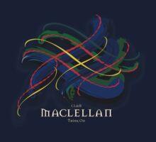 MacLellan Tartan Twist T-Shirt