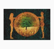 Tree of Life - Garden of Eden Kids Clothes