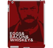 Swanson And iPad Case/Skin