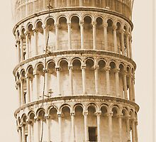 Leaning Tower of Pisa by creativetravler