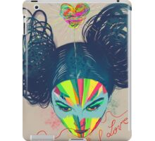 All  is full of love iPad Case/Skin