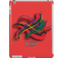 Boyd Tartan Twist iPad Case/Skin