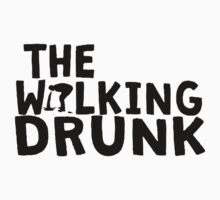 The Walking Drunk logo 2 by HyperDerpz