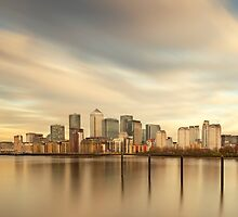 Canary Wharf by Oxygen8