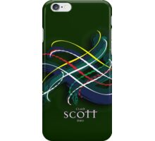 Scott Tartan Twist iPhone Case/Skin